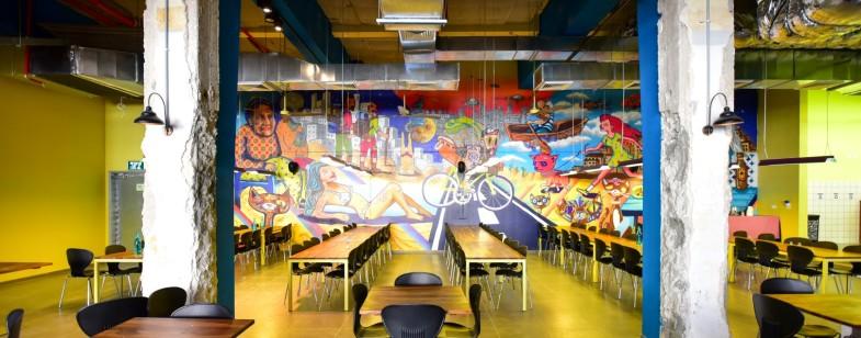 Abraham Hostel Tel Aviv - A World to Travel-1 (Large)